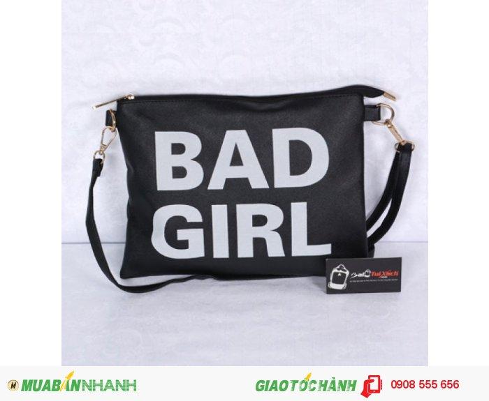 Túi xách Badgirl được Thiết kế độc đáo