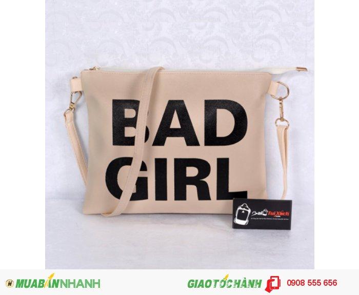 Túi xách Badgirl có Kích thước nhỏ gọn