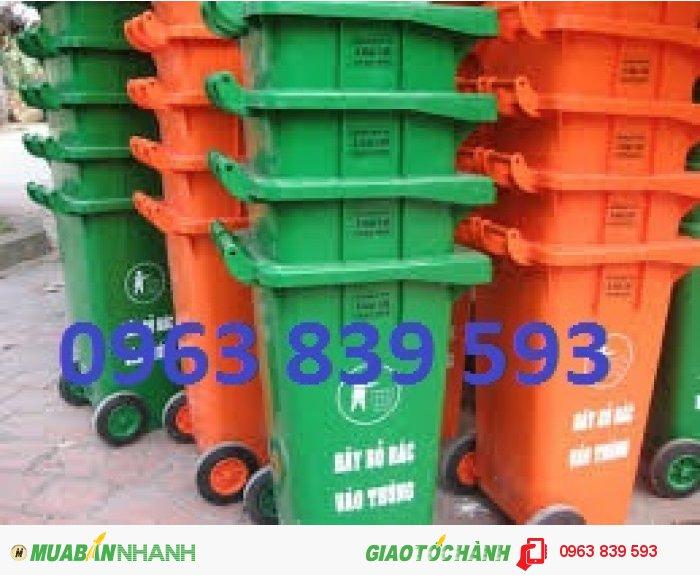 Thùng rác 240L2