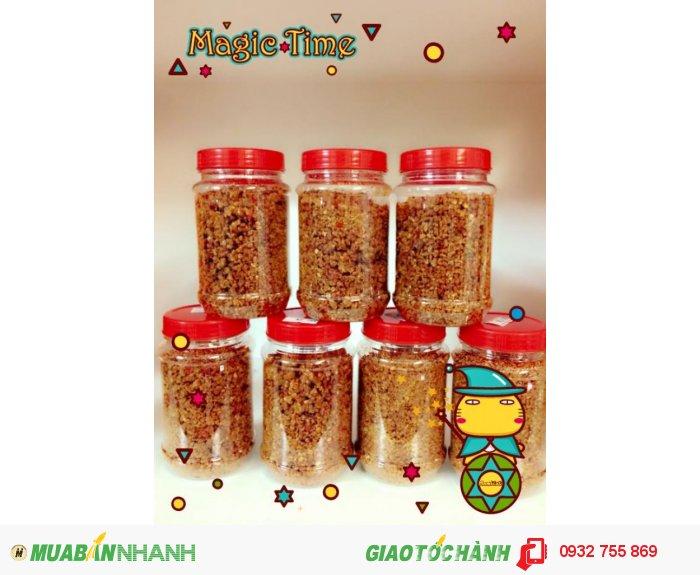 Đặc sản muối tôm Tây Ninh cao cấp