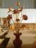 Bình hoa sen gỗ mít