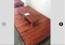 Phản gỗ thanh lý