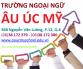 Khóa học giao tiếp tiếng Anh cấp tốc dành cho người đi làm tại trung tâm ngoại ngữ Âu Úc Mỹ 368 Nguyễn Văn Luông,