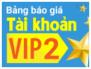 Tin hot! Tặng ngay 50% giá trị tài khoản khi tham gia Chương trình VIP 2!