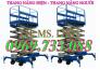 Xe Nâng Người Ziczac 9m-12m-14m, Thang Nâng Đơn Dag 1100-Eoslift