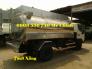 Xe bồn Hino WU342 chở xăng