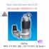 Máy bơm chìm hút nước thải Inox SSM280-12.2 26/SSM280-12.2 20 ( NTP )