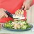 Kéo cắt đồ ăn thông minh kiêm dao thớt 3 trong 1 tiện dụng - MSN383056
