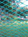 Lưới chắn sân tập golf