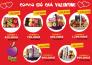 Chọn quà Valentines cho người mình yêu thương