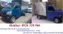 Xe tải Donben 870kg- 810kg -770kg giá siêu  tốt