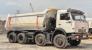 Xe kamaz chạy 100km có tải tiêu thụ 33 lít đã có mặt tại việt nam