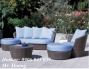 Bộ bàn ghế sofa cafe MS1