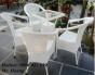 Bàn ghế nhựa mây cafe giá xưỡng, miễn phí vận chuyển