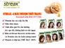 Nhuộm tóc thảo dược Ấn Độ - Streax