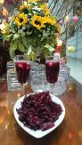 Chuyên cung cấp siro, siro quả, mứt Hibiscus giá sỉ  tại Tp HCM