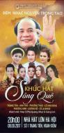 Đêm nhạc Nguyễn Trọng Tạo Khúc hát sông quê