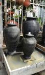 Lu nước phong thủy trang trí, trưng bày cho sân vườn nhà bạn sang trọng hơn