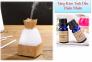 Máy khuếch tán tinh dầu GX-04 xông hương, khử mùi + Tặng Kèm Tinh Dầu - MSN181276