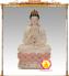 Tượng Phật Quan Âm Sứ Hồng