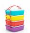 Hộp cơm Carry All set 4 - OLD, Hộp Tuppware- Free ship