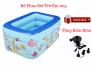 Bể Bơi Phao Trẻ Em Kích thước 150x110x55cm + Tặng Kèm Bơm - MSN1831097