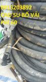 Chuyên ống cao su bố vải phi 19 phi22,phi25 phi 27 giá tốt tại Hà Nội