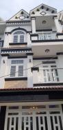 Nhà 1 trệt 2 lầu SHR, hẻm xe hơi 2177 Huỳnh Tấn Phát, TT Nhà Bè