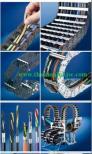 Xích nhựa, xích kim loại dẫn cáp Igus, koduct, sabin, Tsubaki, CNWSL, HR Hengtai