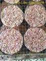 Bánh tráng mực sữa - đặc sản Cà Mau