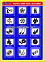 Chuyên sản xuất các loại phụ kiện máy làm nhang
