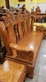 Bộ bàn ghế VIP 10 món, tay 14 tại Sơn Đông