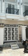 Nhà mới Lê Văn Lương phước kiểng ngay cầu ông bốn.dt:3,2x6m, 1 trệt 1 lầu 2pn