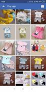 Chuyên sỉ quần áo trẻ em