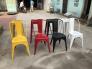 Xã hàng lô ghế tolix giá rẻ nhiều màu sắc