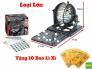 Bộ Trò Chơi Lô Tô Bingo Neo Lồng Sắt Cao Cấp Loại Lớn - MSN1831124