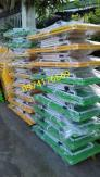 Bàn mầm non giá rẻ, chất lượng tốt nhất. Chân bang sắt, sơn tĩnh điện, măt bằng nhựa hoặc gỗ