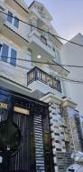Bán nhà hẻm 1942 đường Huỳnh Tấn Phát, Nhà Bè, DT 4 x 16m. 2 lầu 4PN, sân thượng, chuồng cu