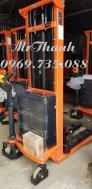 Xe nâng điện đi bộ lái CTDC1530 (1.5T-3M)