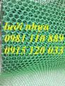 kho lưới nhựa cứng dẻo lót sàn