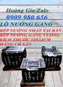 Chuyên cung cấp lò nướng gang; bếp nướng gang Nhật Bản tại bàn- hàng có sẵn