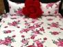 Drap hoa bi cotton Thắng lợi