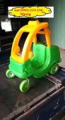 xe chòi chân con thú, xe chòi chân khu vui chơi, xe chòi chân cho bé
