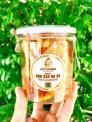 Hotufarm: Da heo sấy tỏi (100g, 200g, 250g)