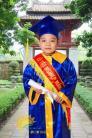 Cung cấp lễ phục tốt nghiệp dành cho trẻ em mầm non