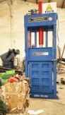Máy ép rác phế liệu đứng Thông minh Hitech-1T50HPV5575