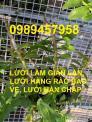 Lưới thép làm giàn phong lan, lưới thép bảo vệ vườn, lưới làm chuồng cọp