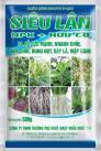 Combo 25 gói phân bón siêu lân hữu cơ (npk-hữu cơ)