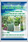 Combo 300 gói phân bón lá siêu lân hữu cơ – npk 25g