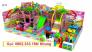 Chuyên Lắp Ráp Khu Vui Chơi Trẻ Em Trong Nhà, Khu Vui Chơi Liên Hoàn Giá Rẻ